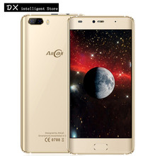 "AllCall Rio MTK6580A Quad Core 3G SmartPhone 5.0"" HD 3D CURved 1GB+16GB Android 7.0 OS 8MP Dual Back Cameras Mobile Cell Phone(China)"