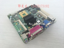 (First) - FreeShipping!!! EMB-945T embedded computer motherboard, monitor advertising machine HTPC vehicle 17X17CM