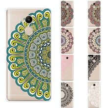 Buy Phone Case Xiaomi Redmi 4 Pro Cover 5.0 inch Transparent Ultra Thin Redmi 4s Prime Shell Silicon Flower Pattern for $2.93 in AliExpress store