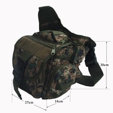 Tactical Sling Single Shoulder Bag Military Field Tactical backpack Heavy Duty Sport Climbing Waterproof