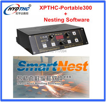 plasma cnc torch height controller  for small / poertable cutting machine with Smart Nest software