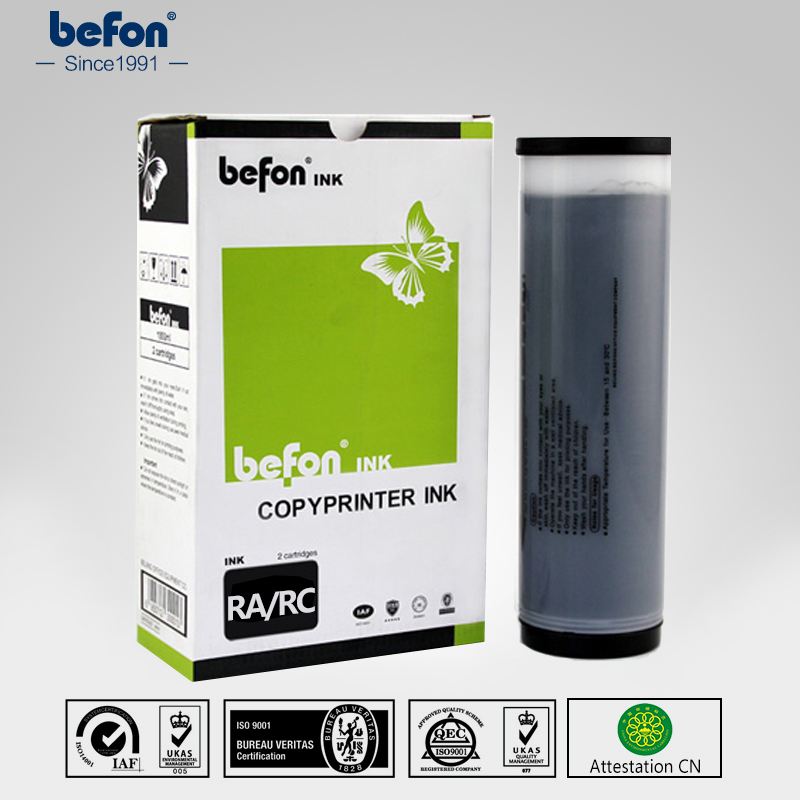 befon Duplicator Ink RA/RC RA RC ra rc ink for use in Riso series<br>