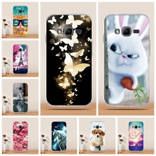 For Samsung Galaxy J1 Mini Prime Case Silicon Cover for Samsung Galaxy J1 Mini Case Cover for Samsung J1 Mini Prime J106 j1 2016(China)