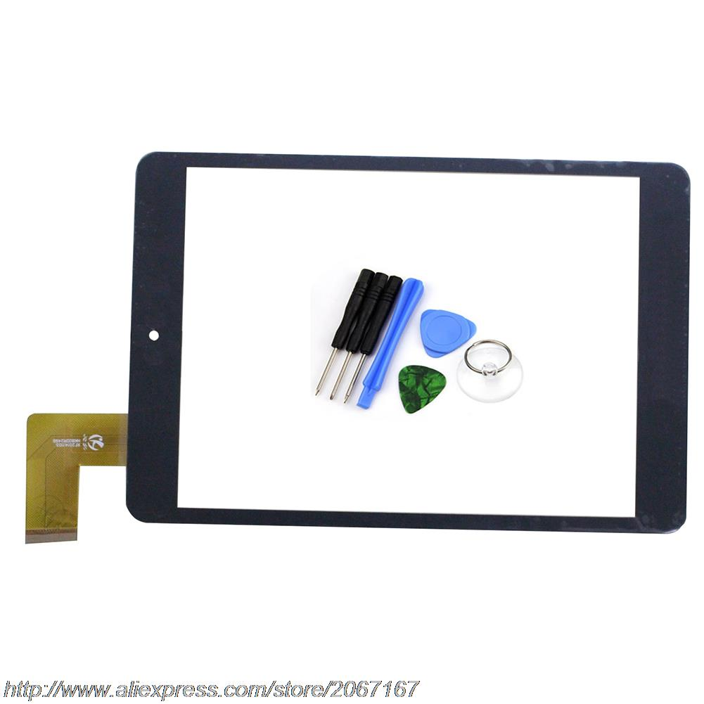 For Beex Rock Brand New 7.85 inch Black Touch Screen XF20141105 HK80DR2498 Tablet Digitizer Sensor Replacement<br><br>Aliexpress