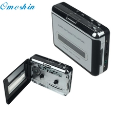 Audio Music Player Tape to PC USB Cassette to MP3 CD Converter Capture Top Quality LJJ1206