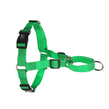 No Pull Pet Dog Harness Easy Walking Training Package Front Lead Collar for Small Medium Large Dogs S M L Supplies(China)