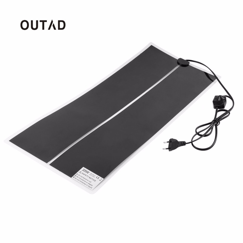 OUTAD 65x28 IR 35W Warmer Bed Mat Pad Amphibians Adjustable Temperature Pet Reptile Heating Heater Hot Selling(China (Mainland))