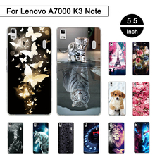 Buy Case Lenovo A7000 K3 Note 5.5 inch Soft TPU Cover Lenovo A7000 k3 Note Back Phone Cases Shells Lenovo K 3 Note a7000 for $1.84 in AliExpress store