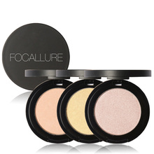 FOCALLURE Highlighter Powder Brighten Face Foundation Palette Highlighting Contour Professional Highlighter Makeup Imagic Brand