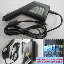16V 4.5A 72w Universal Car Adapter Charger for LENOVO IBM THINKPAD Laptop T43 A31 X31 R40 T21 T41 T42 A20 i-1200 R30 E530 770X(China)