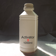 Activator B for Hydrographic Film Cubic Water Transfer Cubic Printing 1000ML hydrographic activator(China)