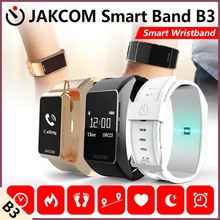 Jakcom B3 Smart Band New Product Of Wristbands As Xaomi Band 2 Step Counter Watch Fitnes Tracker(China)