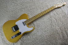 Chinese musical Instruments Factory custom New Vintage 52 Yellow telecaster Electric Guitar free shipping 412(China)