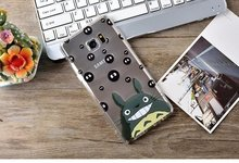 New Totoro Case For Asus Zenfone 3 Lite ZE520KL Cute Cartoon Back Cover For Asus Zenfone 3 Lite ZE520KL