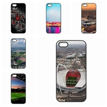 Manchester Old Trafford For Apple iPhone 4 4S 5 5C SE 6 6S Plus 4.7 5.5 iPod Touch 4 5 6 cell phone