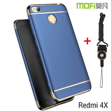 "Redmi 4X case hard cover 16gb Xiaomi redmi 4x back cover PC funda 5.0"" 32gb xiaomi red mi X4 capa fundas xiaomi redmi 4x case"