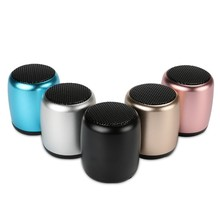 Colorful Wireless Bluetooth Speaker Portable Mini Speaker High Quality USB Charge Loudspeaker For iPhone Xiaomi Computer(China)