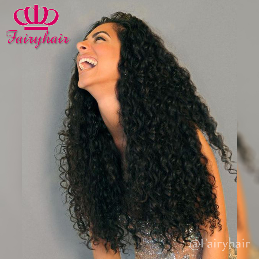 Loose Curly Synthetic Lace Front Wig Glueless Natural Black Heat Resistant Synthetic Lace Front Wig For Black Women Curl Wigs<br><br>Aliexpress
