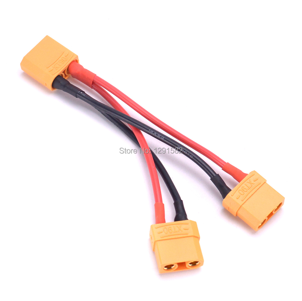 XT90 male to 2 female connector (4)