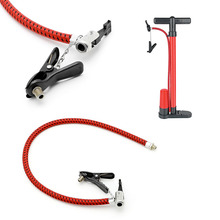 1pc Bike Tyre Hand Air Pump Inflator Replacement Hose Tube Rubber For Tire Bicycle Accessories
