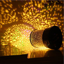 2017 New hot star light star projector LED Mai colorful Nightlight creative gift supply light sleep Creative gifts free shipping