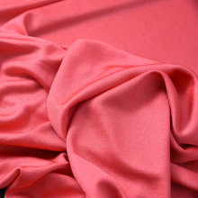 Free Shipping Knitted Silk Jersey Fabric 28M/M