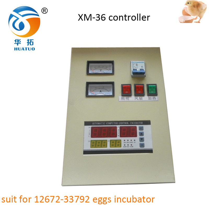 Fully automatic big Incubator controller support humidity and temperature control XM-36(12672-22528 chicken eggs)<br><br>Aliexpress