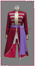 Code Geass Andreas Cosplay Costume
