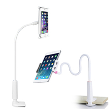REMAX Tablet Mobile Phone Holder Stand Desktop Mount holder Universal Flexible Lazy PC Stander for ipad for iphone 7 for samsung