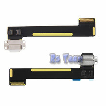 NEW Hot Sale Repair Parts For ipad mini 4 Black White Charger Dock USB Charging Port Plug Flex Cable(China)