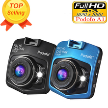 Podofo Mini Car DVR  A1 1080P Full HD DVRs c Recorder G-Sensor Dash Cam Night Vision Camcorder