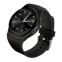 KKTICK G3 Bluetooth Smart Watch MTK2502c IPS screen SIM card Hear Rate Monitor Clock for Apple Iphone IOS & Android 3COLOR