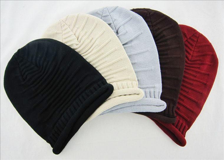 Howdysexy Hot Sale Women Winter Beanies Cotton Blended Beanie Slouch Warm Hat Festival Unisex Mens Ladies Cap Solid Color HatsÎäåæäà è àêñåññóàðû<br><br><br>Aliexpress