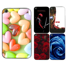 Original Phone Case for Apple iphone 3 3G 3GS Printed Case Cover Coque Painting Back Cover Capa Shell New Fashion(China)