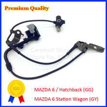 ABS Wheel Speed Sensor Front Left for MAZDA 6 GG Hatchback Station Wagon GY GJ6A4373XC GJ6A4373XD GJ6A4373XA