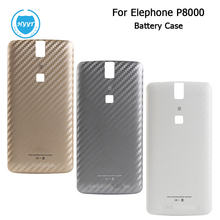 HYYT For Elephone P8000 Battery Case Replacement Slim Protective Battery Cover for Elephone P8000 5.5 Inch Android 5.1(China)