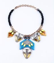 Necklaces New Arrival 2014 Factory Direct Wholesale Perfume Women Bridesmaid Necklace Jewelry Gift(China)
