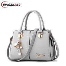 Buy brand women hardware ornaments solid totes handbag high lady party purse casual crossbody messenger shoulder bag L4-3296 for $14.89 in AliExpress store