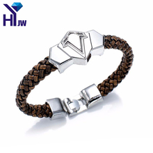 Buy Assassins Creed Leather Bracelets Cosplay Accessory Wristband Bracelet Game Bracelet for $1.50 in AliExpress store