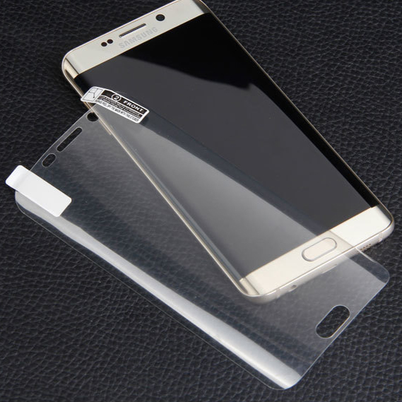 Qoowa HD Clear 3D Curved Soft PET Film For Samsung...