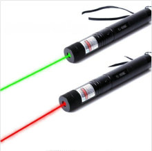 532nm/650nm Focus LVisible Beam Laser Pointer Pen Green Laser Pointer dot 200mW Free Shipping