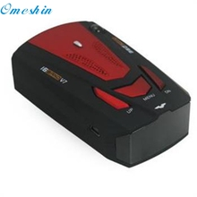 High Quality Detection Voice Alert Car Anti Radar Detector For Car Speed Limited