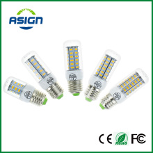 E27 E14 Led Bulbs Light Lamps 5730 220V 24 36 48 56 69leds LED Corn Led Bulb Christmas lampada led Chandelier Candle Lighting