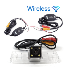 Car Wireless Rear Camera for SUBARU FORESTER 2008-2012 Auto Backup Reverse Review Parking kit Night Vision