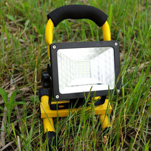 Sale Waterproof IP65 30W 24 LED Flood Light Portable Outdoor Emergency Lamp Work Light