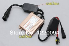 1 pcs Free Shipping NEW product Car Headlights HID xenon 12v/35w super slim canbus ballast