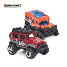 MATCHBOX Diecast 5pcs 1:64 Superfast Mini Model Cars Alloy Collectible Mountain Mover Model88 EXPLORERS Model101 Toys Dolls(China)