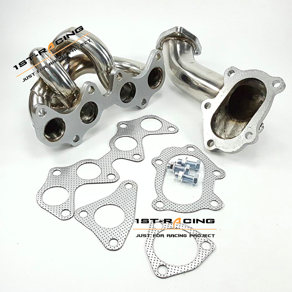 For Toyota Starlet Glanza EP91 EP82 EP85 TD04 TD04L Turbo Manifold /& Decat Kit