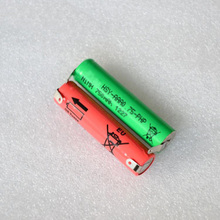 1PCS 1.2V AAA Ni-MH rechargeable battery 750mah for electric shaver razor HQ851 HQ852 HQ853 HQ888 PQ212 S510