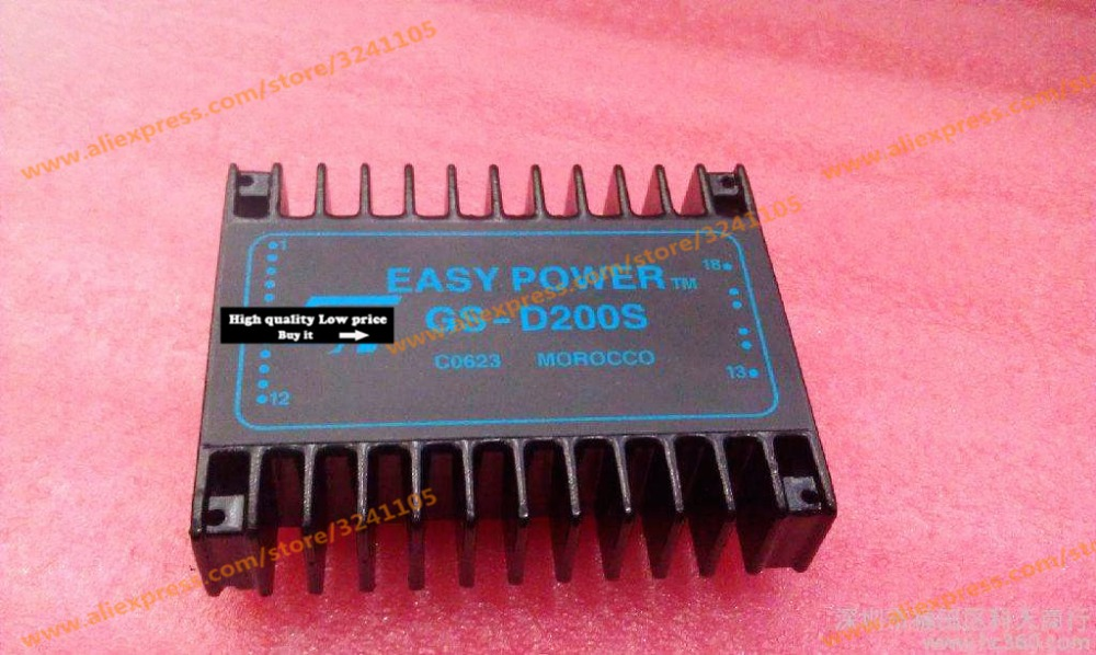 Free shipping NEW GS-D200S MODULE  <br>